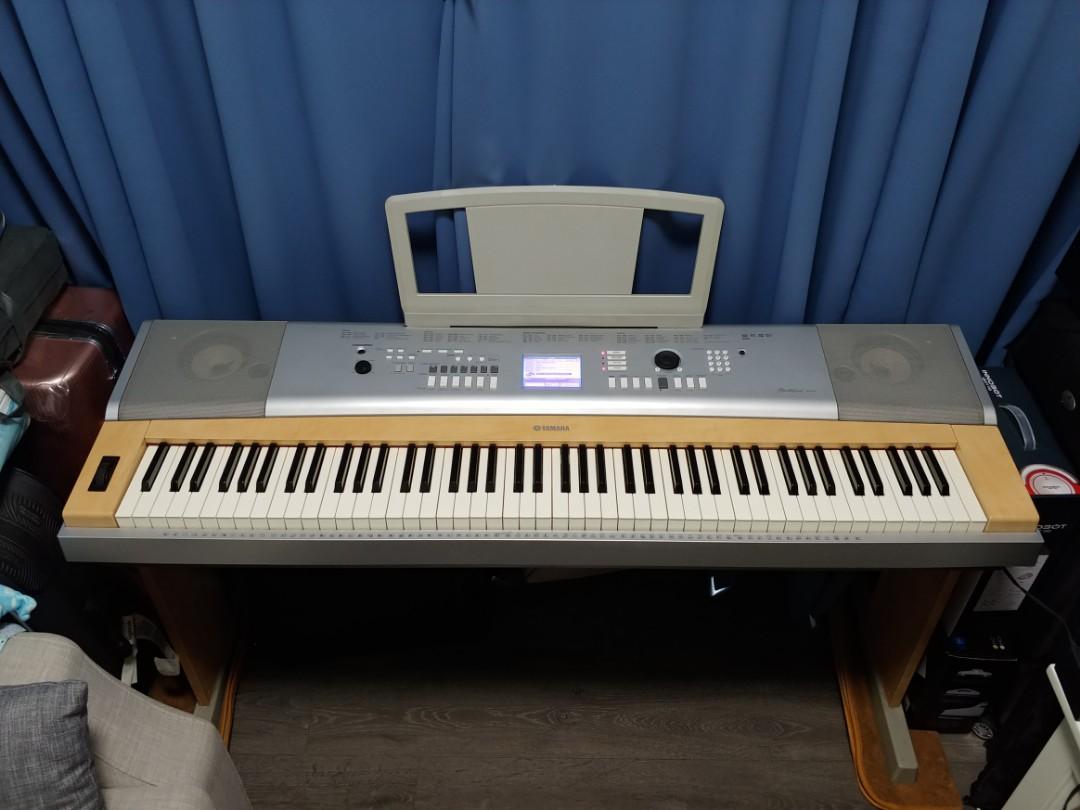 Yamaha DGX-620 (Portable Grand Series) Electronic Music Keyboard