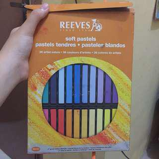 Reeves hair chalk