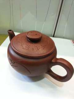 紫砂茶壺阿曼陶室老茶壺、單孔出水