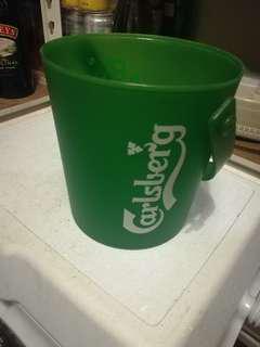 New carlsberg ice bucket