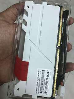 Geil Evo X RGB DDR4 RAM
