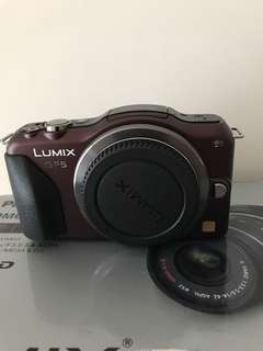 全新 100% brand new 加拿大版  bought from Toronto Panasonic LUMIX digital camera DMC-GF5K