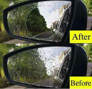 Side mirror protective film