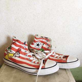 ♡ converse all stars limited edition dr. seuss green eggs and ham ♡