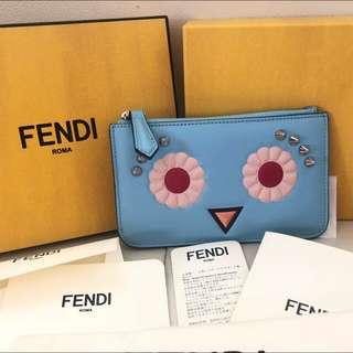 Fendi coins bag