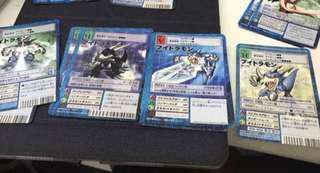 誠徵 V龍獸 數碼暴龍卡 digimon card