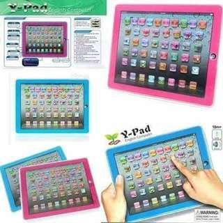 Y Pad Learning tablet for kids