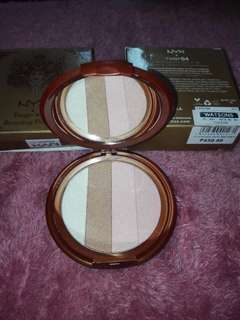 Original Nyx bronzing powder 500 php only! (Sealed and still has the price tag)