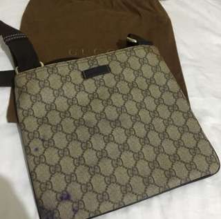 Gucci Messenger Bag Negotiable
