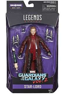 Marvel Legends - Star-lord (訂)