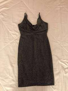 Sparkle bodycon dress