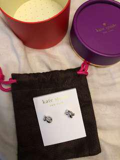 Kate Spade 14K Gold Filled Silver earrings