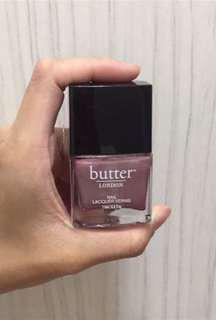 🚚 butter London 指甲油