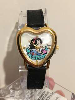 Timex Disney watch Snow White watch 白雪公主 迪士尼手錶