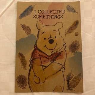 Winnie the Pooh 維尼單行簿