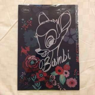 小鹿斑比Bambi雙層File