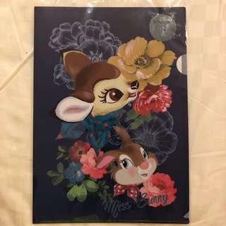 Bambi & Miss Bunny file
