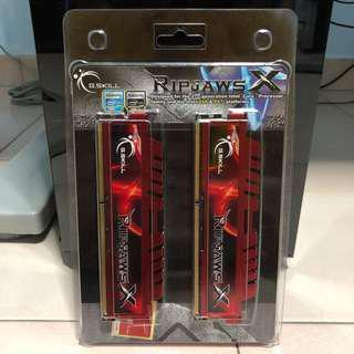 USED G.Skill 8GB Ram (2x4GB) DDR3-1600