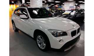 2012 BMW X1 SDRIVE18IA