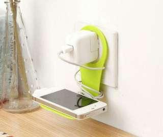 Holder charging phone ( warna random )