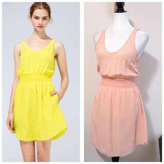Aritzia T Babaton S Blythe Dress
