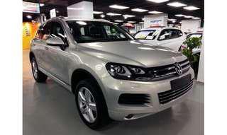 2011 VW TOUAREG 3.6 V6