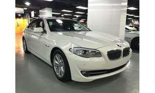 2013 BMW 520IA