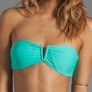 Lspace bandeau bikini