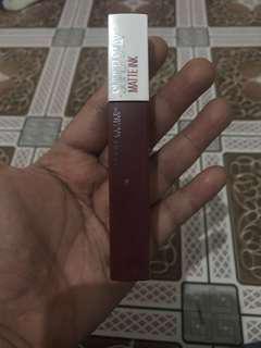 SuperMatte Ink Lipstick (Voyager)