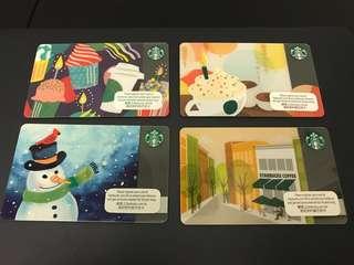 Starbucks Card 星巴克卡☕️