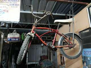 Vintage Chopper Bicycles