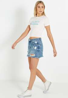Cotton On Cropped Tee