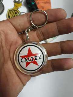 Caltex Keychain
