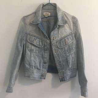 Wilfred denim jacket