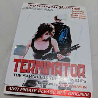 Terminator - The Sarah Connor Chronicles - Season 1 & 2
