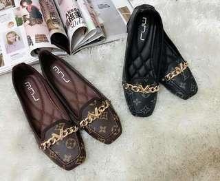 Korean Hidden wedge Shoes(code:Ed)