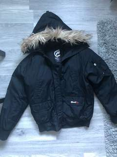 Ecko Feather Filled Winter Jacket