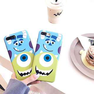 (PO) Disney Monsters Inc University Cartoon iPhone Casing