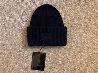 Acne Studios Pansy L Face Beanie