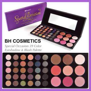 (READY STOCK) BH COSMETICS - Special Occasion 39 Color Eyeshadow and Blush Palette