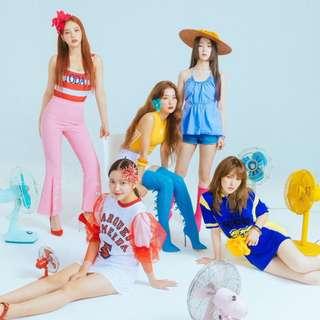Looking for Red Velvet Summer Magic PC