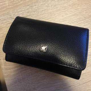 Zwilling black leather key holder