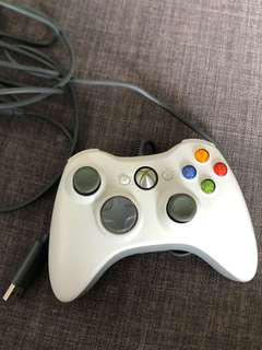 xBox 360 Controller for PC (USB cable)