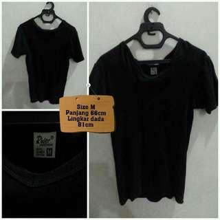 T-shirt Black Rider