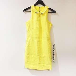 Zara Yellow Dress NETT