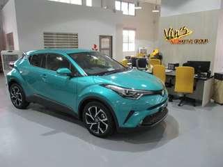 Toyota C-HR Hybrid 1.8 G (A)