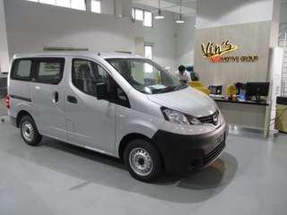 Nissan NV200 1.5 Panel Van (M)