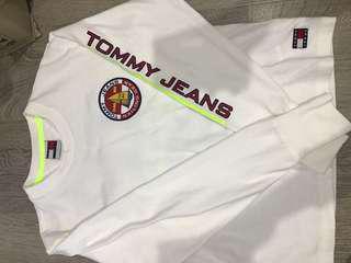New XS Tommy Hilfiger longsleeve