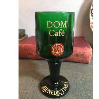 歐洲老玻璃杯