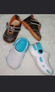 take all 2 pcs sepatu anak 1 tahun #maucoach